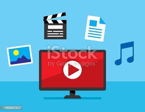 istock Multi Media Computer 1 1260602527