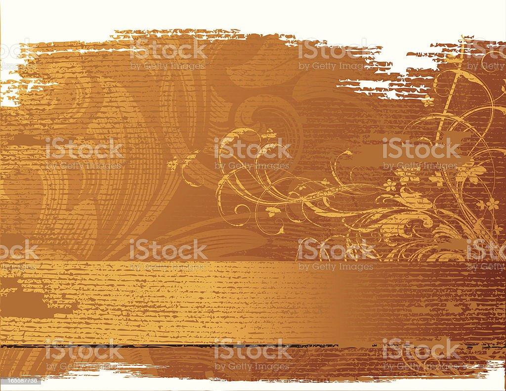 Multi Scroll Grunge Page vector art illustration