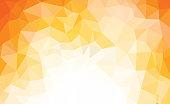 Multicolor colorful Triangle Geometrical Illustration Modern Design mosaic