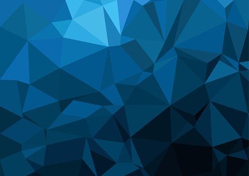 다 색 형상 삼각형 낮은 폴 리 스타일 그라데이션 그림 그래픽 배경 Rumpled 귀하의 비즈니스에 대 한 벡터 다각형 디자인입니다 Â 0명에 대한 스톡 벡터 아트 및 기타 이미지