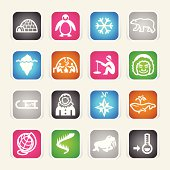 Multicolor Icons - Arctic Polar
