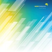 Vector of white line pattern and glowing lights abstract theme with Multi-colored background. This illustration is an EPS 10 file with contains transparency effects and gradients mesh.