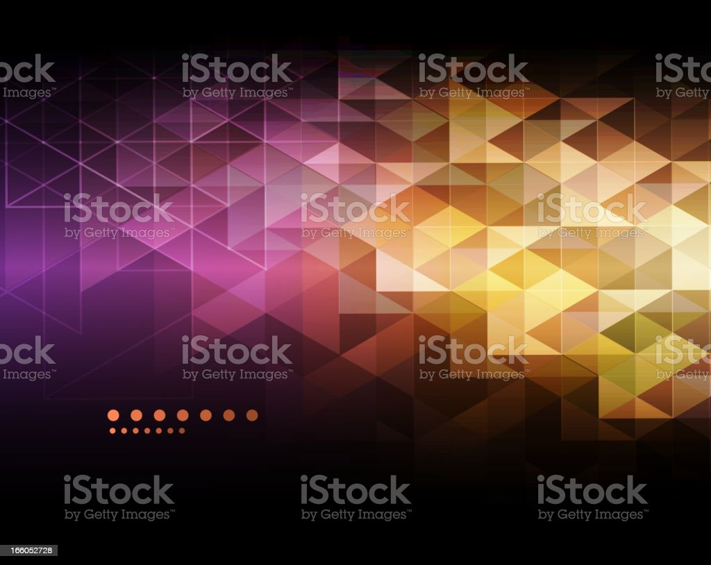 Multicolored mosaic background royalty-free multicolored mosaic background stock vector art & more images of abstract
