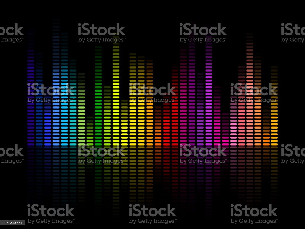 Multicolored music equalizer graph royalty-free multicolored music equalizer graph stock vector art & more images of abstract
