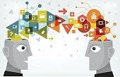 Multimedia idea sharing