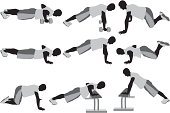 Multiple images of a man exercisinghttp://www.twodozendesign.info/i/1.png