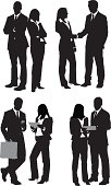 Multiple images of business peoplehttp://www.twodozendesign.info/i/1.png