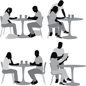 Multiple images of couple in a restauranthttp://www.twodozendesign.info/i/1.png