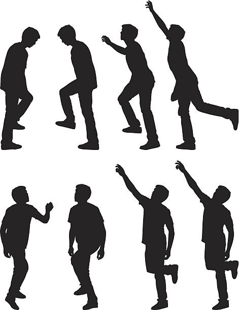 Multiple images of man stepping up and reaching high Multiple images of man stepping up and reaching highhttp://www.twodozendesign.info/i/1.png stepping stock illustrations