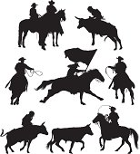 Multiple images of rodeo in actionhttp://www.twodozendesign.info/i/1.png
