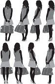 Multiple images of woman with hand baghttp://www.twodozendesign.info/i/1.png