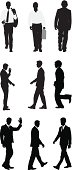 Multiple silhouettes of business peoplehttp://www.twodozendesign.info/i/1.png