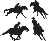 Multiple silhouettes of rodeohttp://www.twodozendesign.info/i/1.png