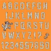 Mummy Alphabet