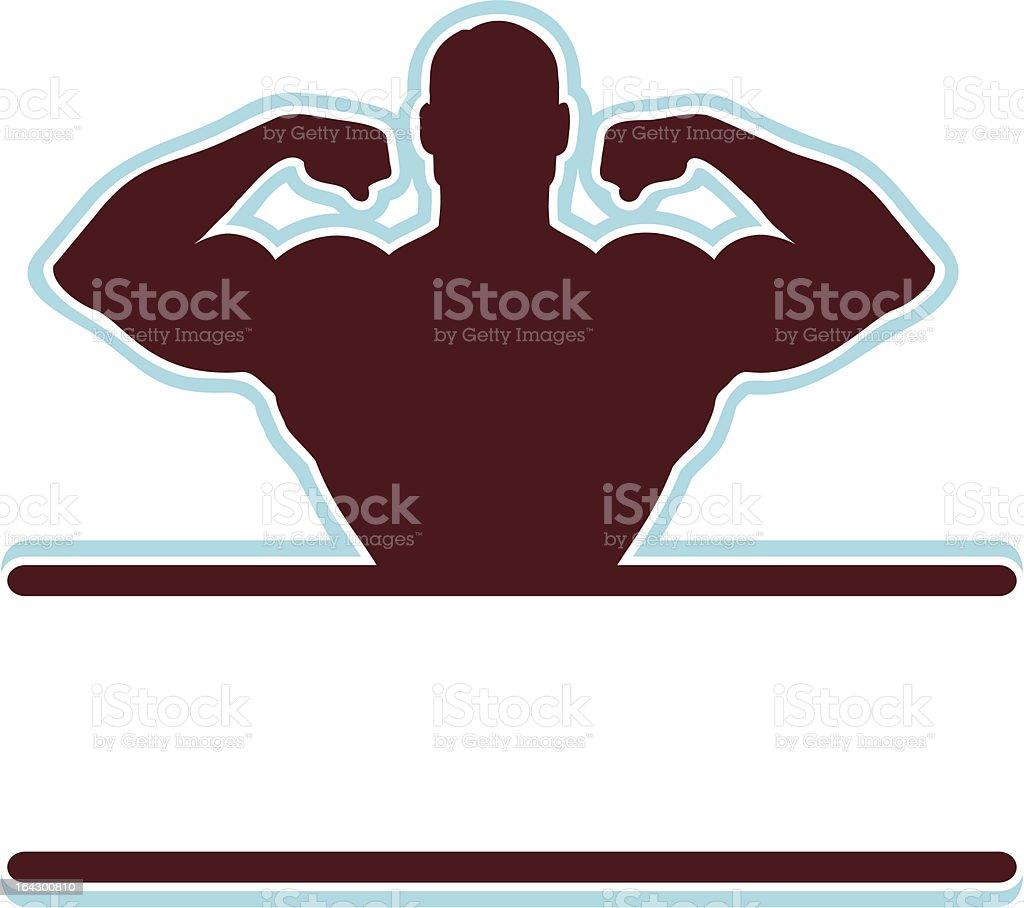 Músculo Flex Banner - Arte vectorial de stock y más imágenes de ...