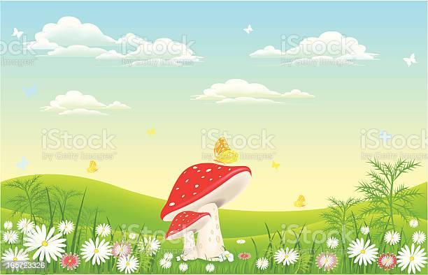 Mushroom in nature vector id165723326?b=1&k=6&m=165723326&s=612x612&h=0tfveiemgz6o156 mpucfqvbuetj1vgjvpsongtvhzi=