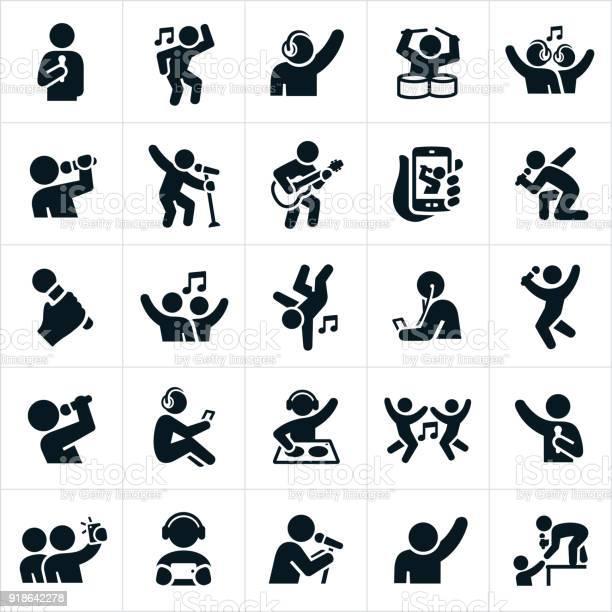 Music and dance icons vector id918642278?b=1&k=6&m=918642278&s=612x612&h=hqbhdpvigcc co6yyj ubghjabhzd5ctvvuaaftvgd0=