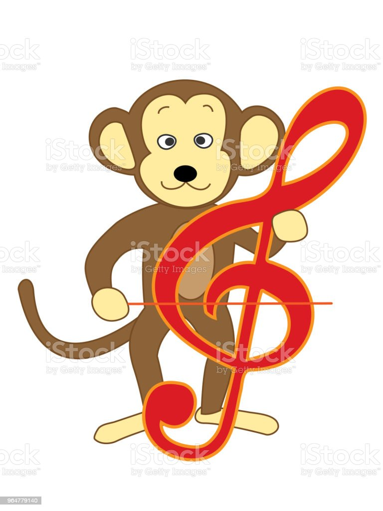 music animal royalty-free music animal stock illustration - download image now