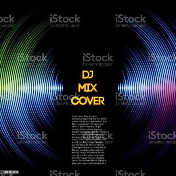 Music cover with waveform as a vinyl grooves vector id843913394?b=1&k=6&m=843913394&s=612x612&h=wdslpirwjqy6uidznenzfklbkb3mxahfrcby8n3lkg0=