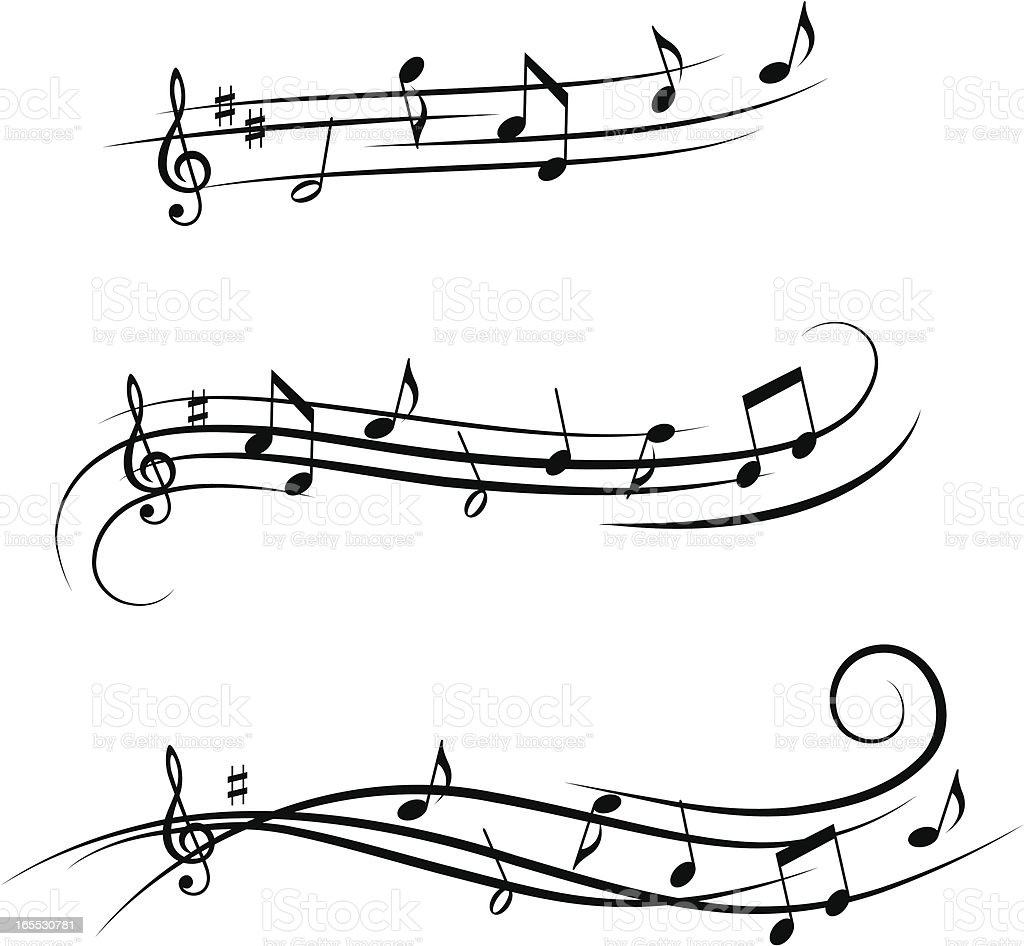 Music design elements 4 royalty-free music design elements 4 stock vector art & more images of arts culture and entertainment