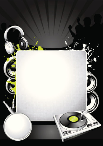 Music DJ template