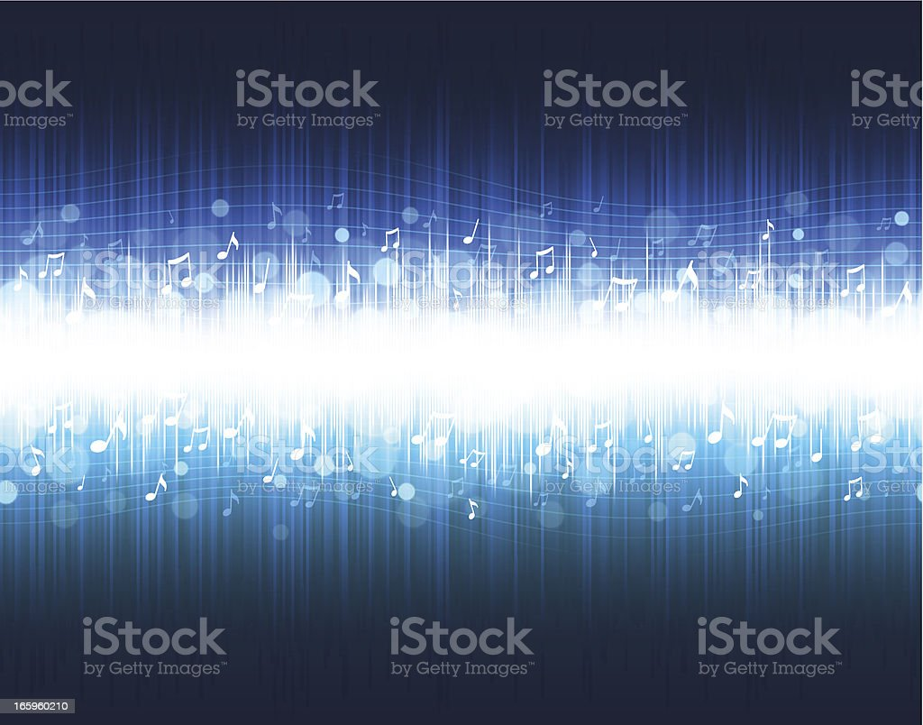 Music equalizer background royalty-free stock vector art