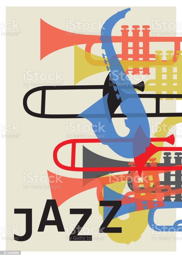Music festival. vector art illustration