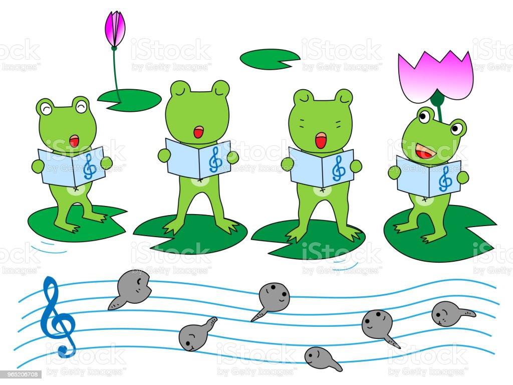music frog music frog - stockowe grafiki wektorowe i więcej obrazów akordeon - instrument royalty-free