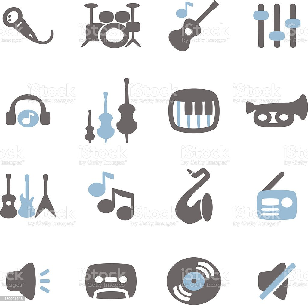 Music Icon royalty-free music icon stock vector art & more images of amplifier