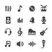 Music Icons - Acme Series