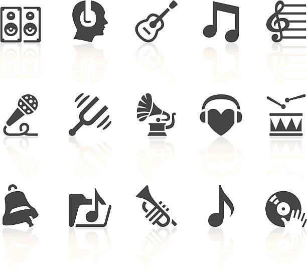 musik-symbole - musiksymbole stock-grafiken, -clipart, -cartoons und -symbole
