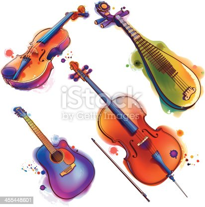 istock Music Instrument 455448601