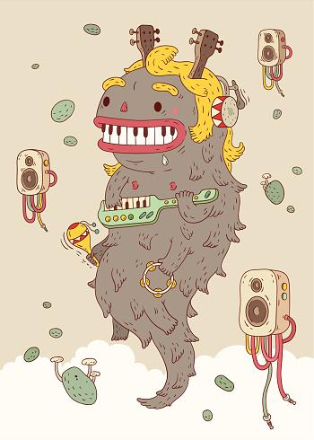 Music Monster