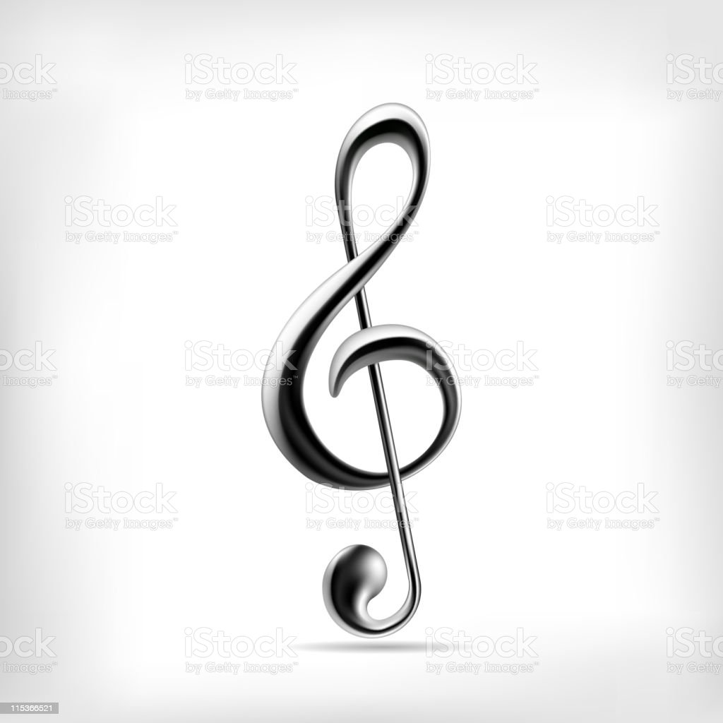Music note royalty-free music note stock vector art & more images of black color