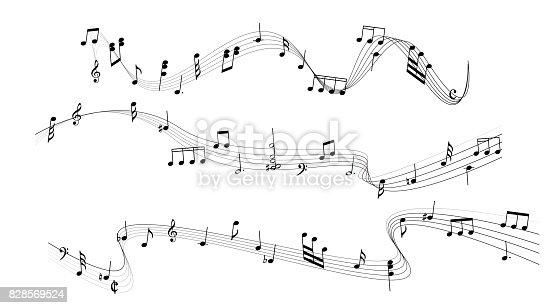 istock Music Note 828569524
