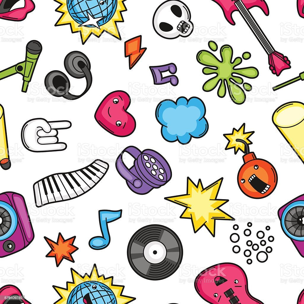 Popular Wallpaper Music Kawaii - music-party-kawaii-seamless-pattern-musical-instruments-symbols-and-vector-id579409230  Photograph_952957.com/vectors/music-party-kawaii-seamless-pattern-musical-instruments-symbols-and-vector-id579409230