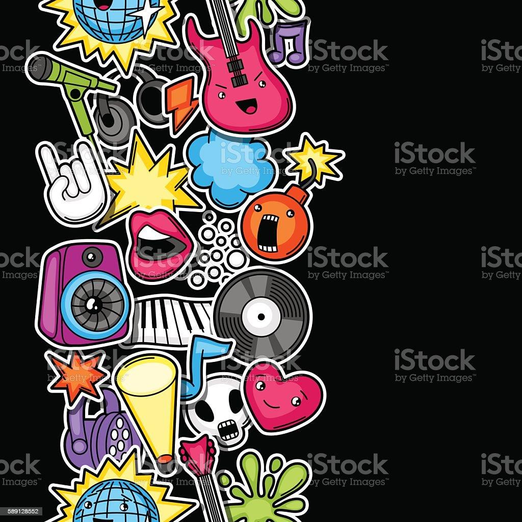 Good Wallpaper Music Kawaii - music-party-kawaii-seamless-pattern-musical-instruments-symbols-and-vector-id589128552  Trends_80969.com/vectors/music-party-kawaii-seamless-pattern-musical-instruments-symbols-and-vector-id589128552