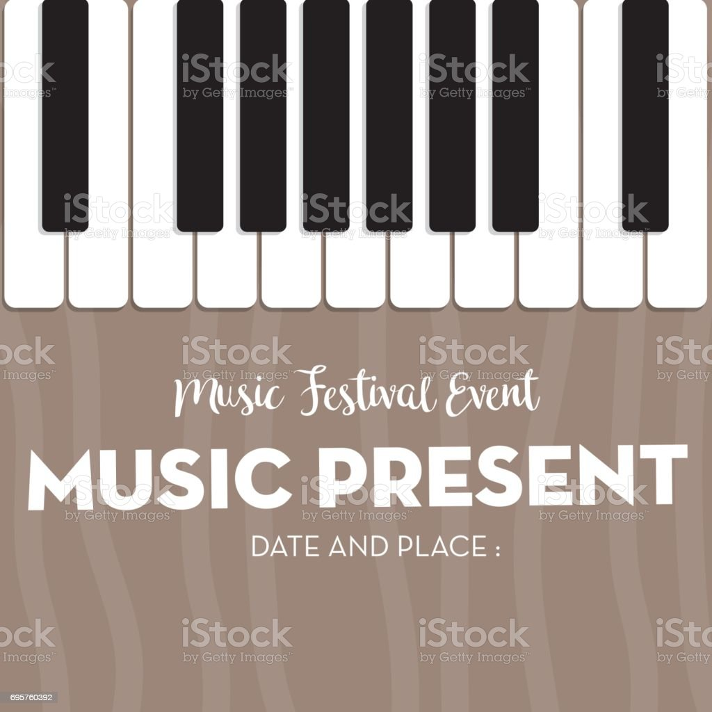 music poster event for festival event banner brochure flyer, Presentation templates