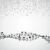 music theme icon