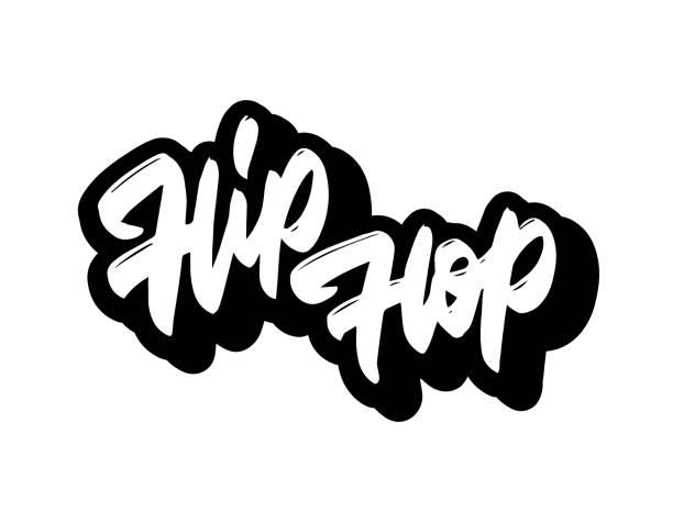 illustrations, cliparts, dessins animés et icônes de musique01-01 - hip hop