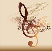 istock Musical abstraction 165557195