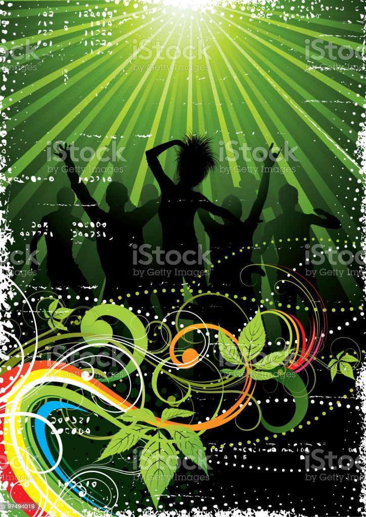 Musical background royalty-free musical background stock vector art & more images of adult