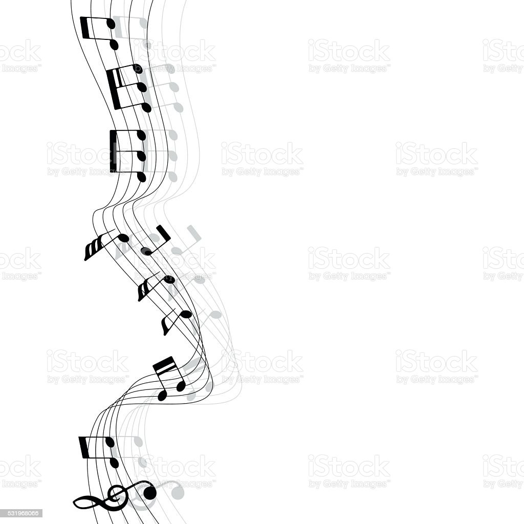 Musical chords and shadow rounded corner vertical stock vector art musical chords and shadow rounded corner vertical royalty free stock vector art hexwebz Image collections