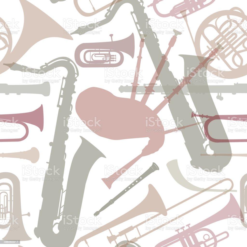 楽器のタイルを壁紙します イラストレーションのベクターアート素材や画像を多数ご用意 Istock
