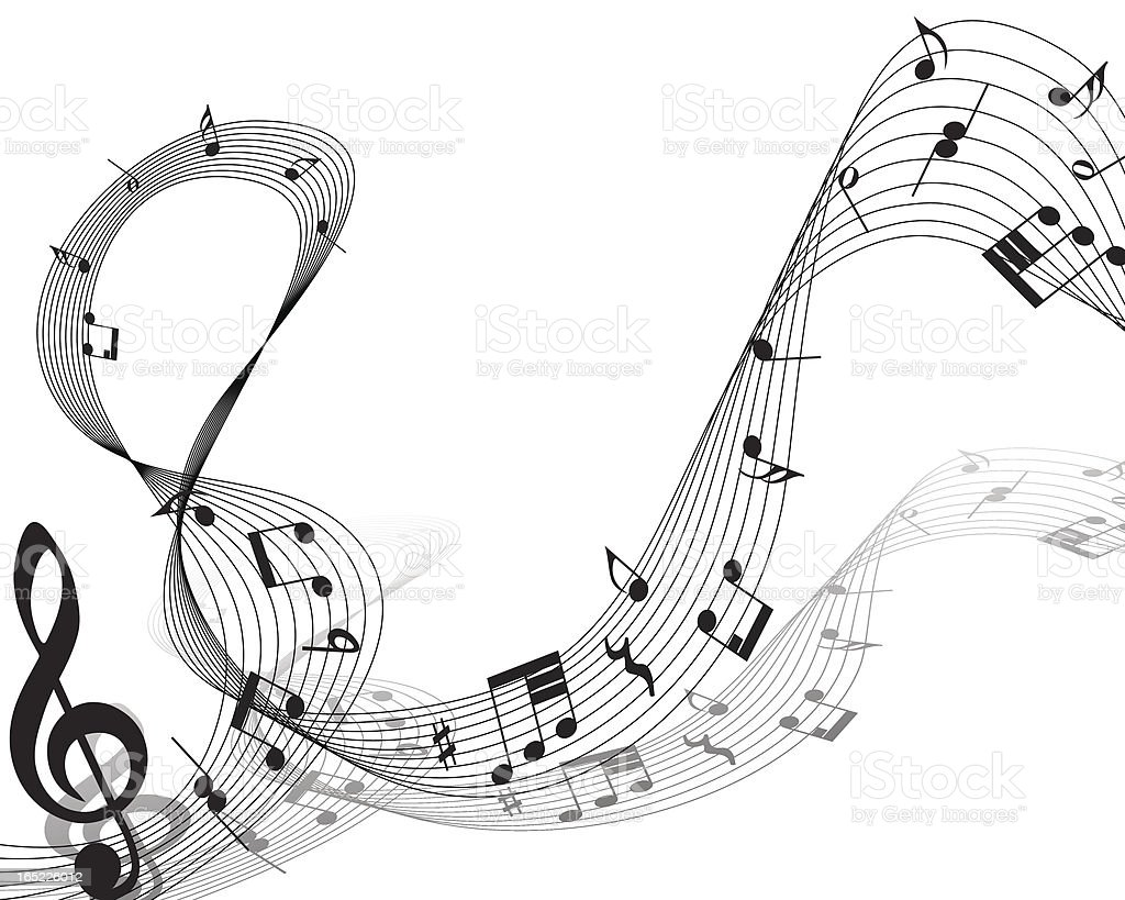 Musical note staff royalty-free musical note staff stock vector art & more images of illustration