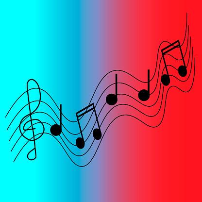 musical pentagram