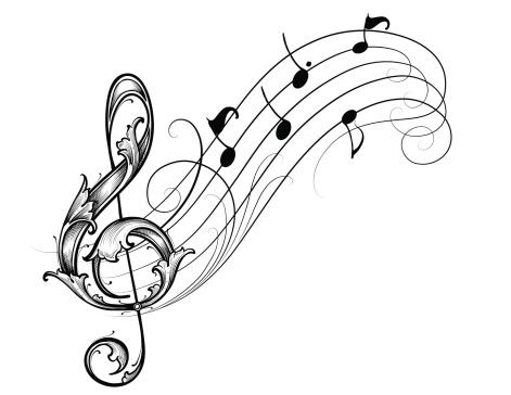 Musical Scroll