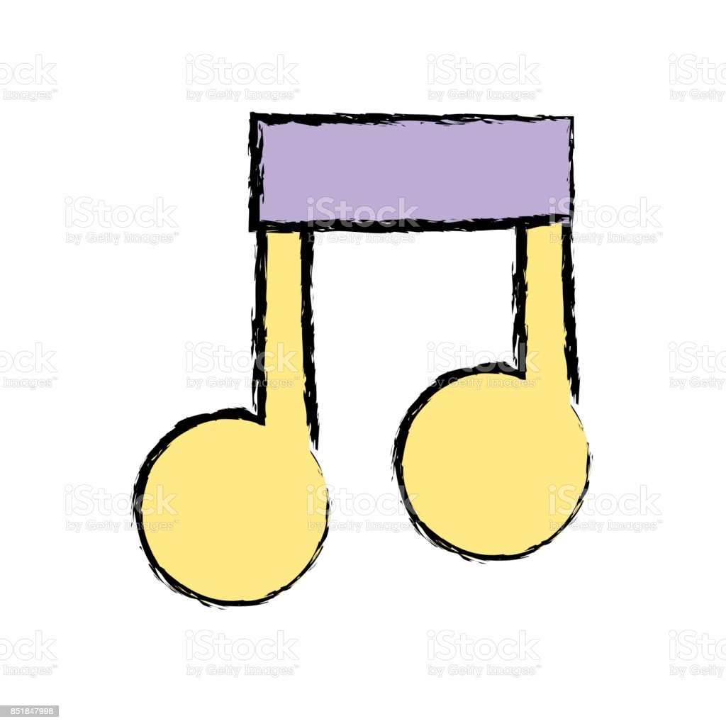 Musical Sign Note To Rhythm Tone Stock Vector Art More Images Of Rh Istockphoto Com