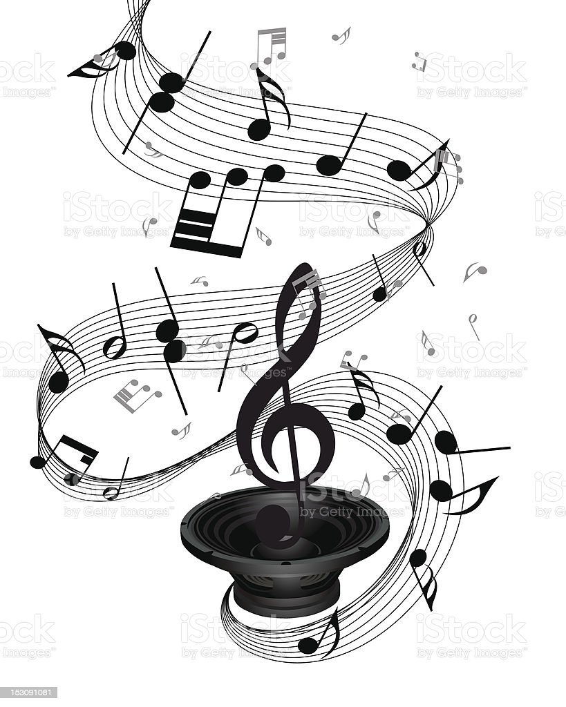 musical staff royalty-free musical staff stock vector art & more images of abstract
