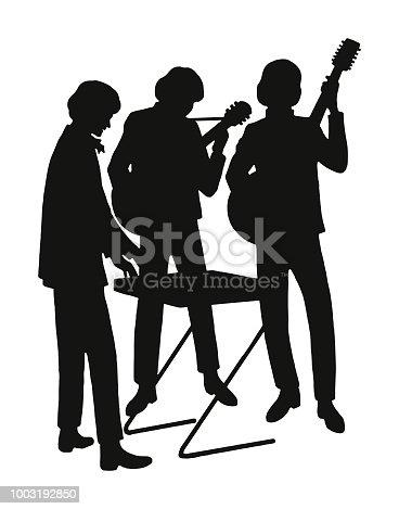 istock Musical Trio 1003192850